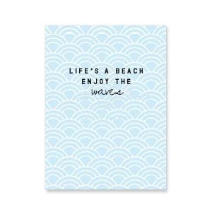 Jewels by KC cadeaukaart 'Life's a beach'