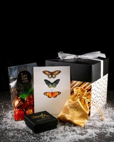 Sieraden cadeaubox 'Je t'aime'