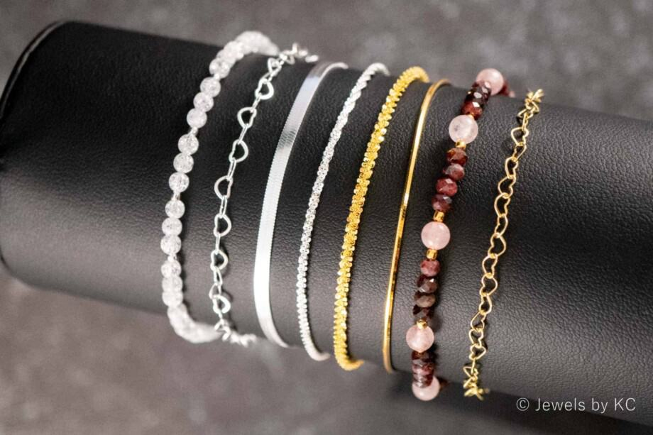 Jewels by KC Party collectie sieraden armbanden