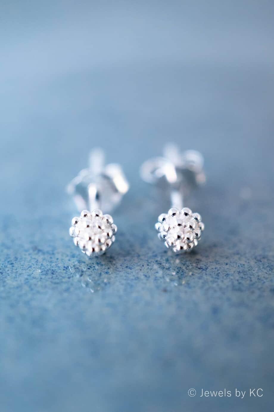 Zilveren-oorbellen-Cone-van-Sterling-Zilver
